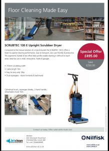 scrubtec-130e-special-offer